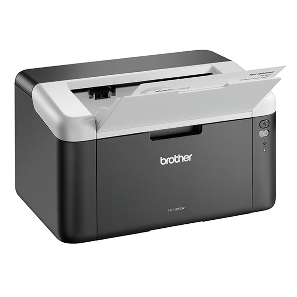 HL-1212W All in Box - Wireless mono laser printer 3