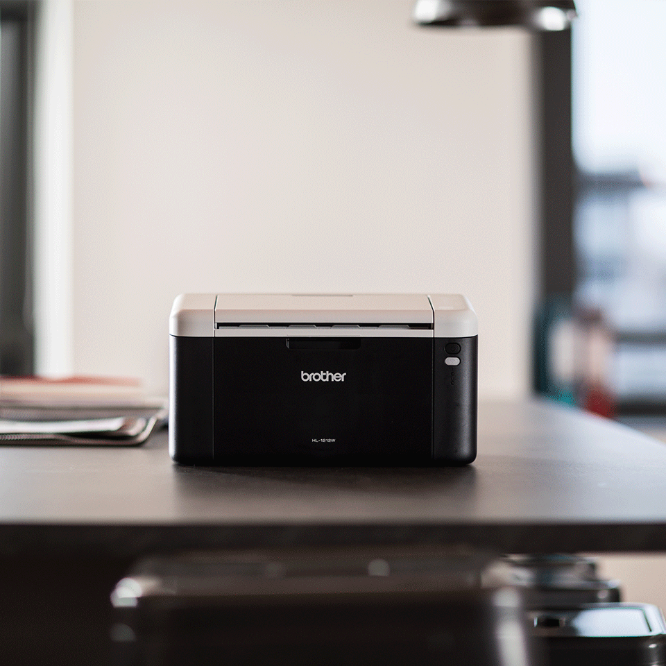 HL-1212W All in Box - Wireless mono laser printer 5