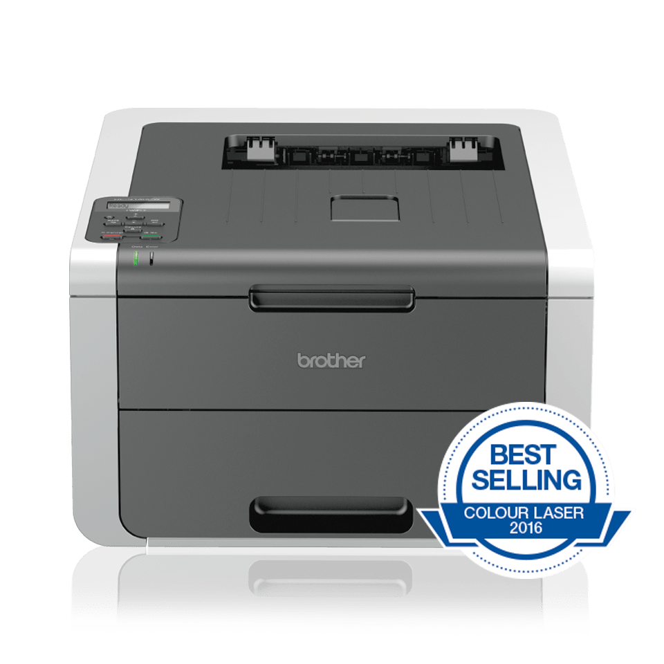 HL-3140CW Colour Laser Printer + Wireless