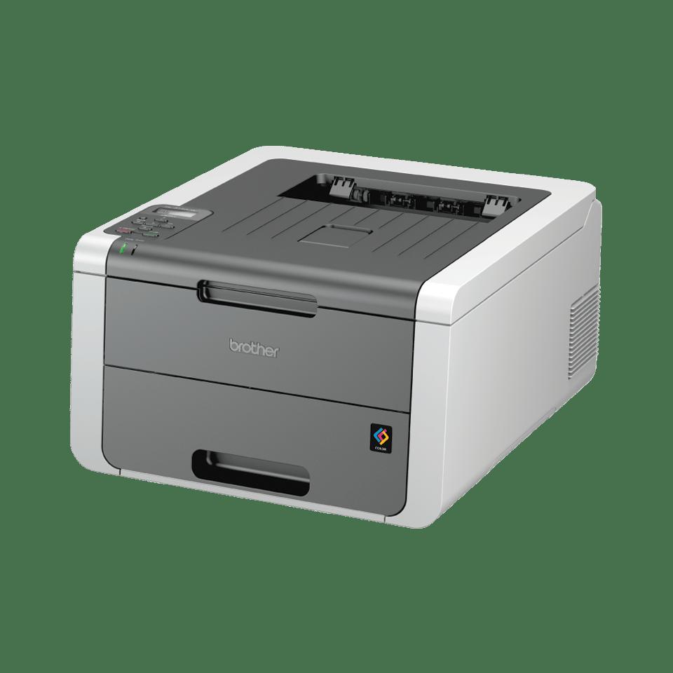 HL-3140CW Colour Laser Printer + Wireless 2