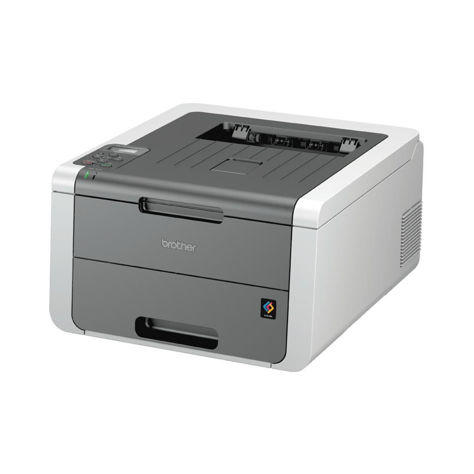 HL-3140CW Colour Laser Printer + Wireless 2