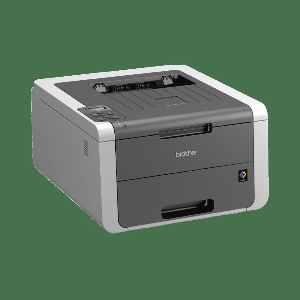 HL-3140CW Colour Laser Printer + Wireless 3