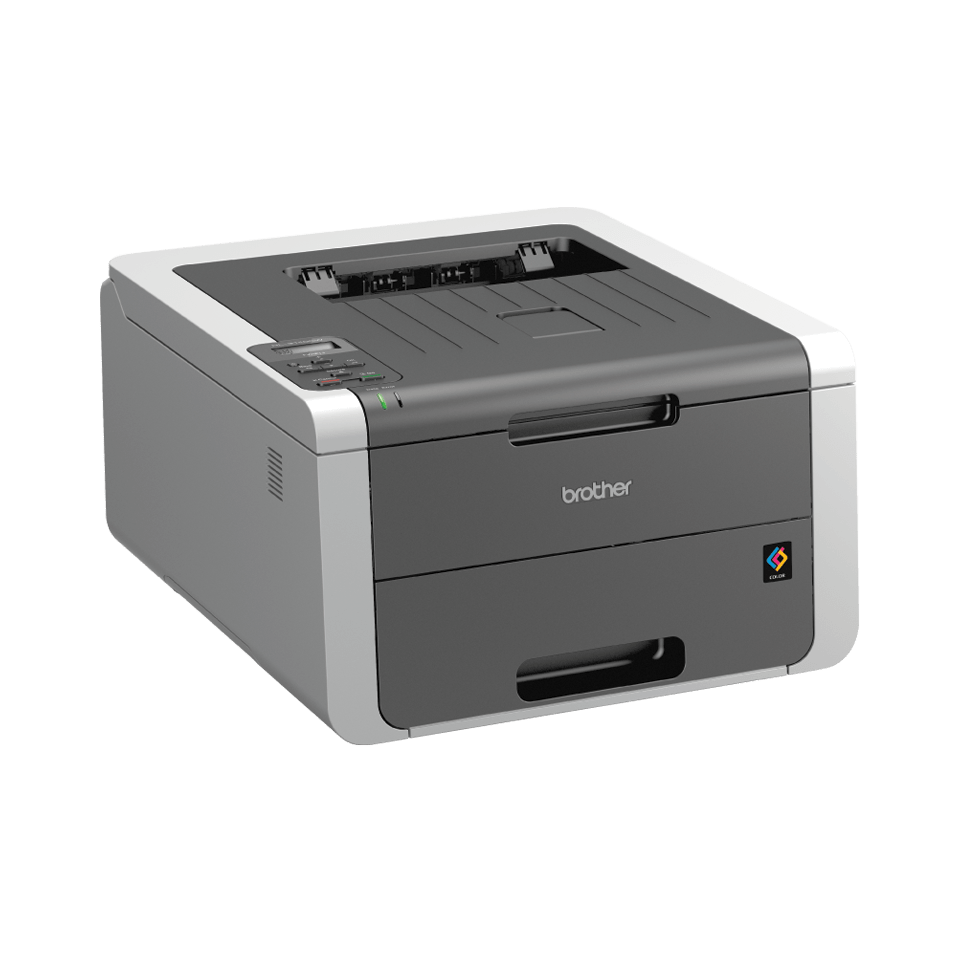 HL-3140CW Colour Laser Printer + Wireless 3