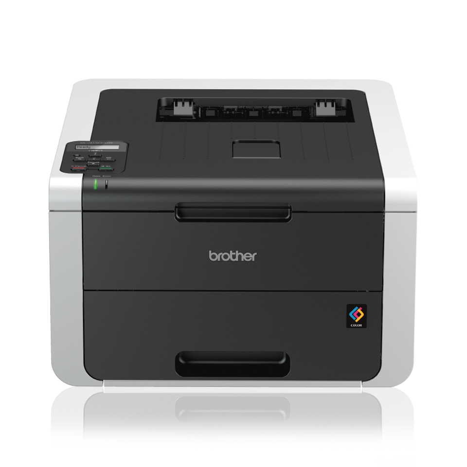 HL-3150CDW Colour Laser Printer + Duplex, Wireless 1
