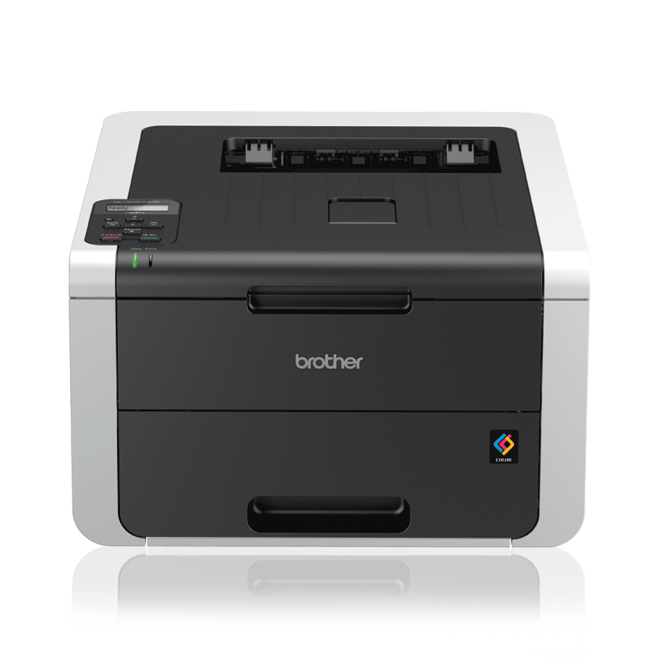 HL-3170CDW Colour Laser Printer + Duplex, Wireless 1