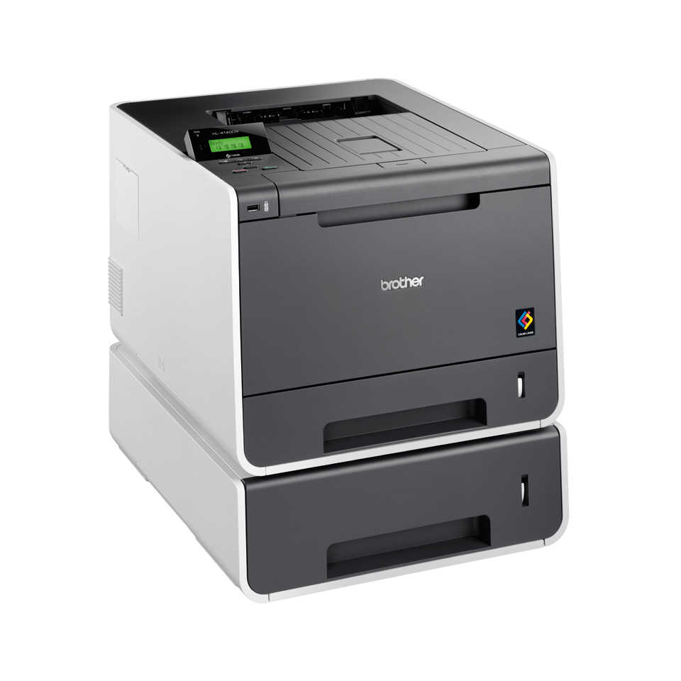 HL-4140CN Colour Laser Printer + Network 5