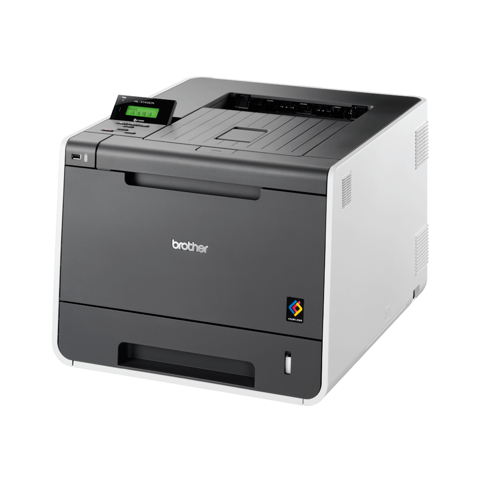 HL-4140CN Colour Laser Printer + Network 2