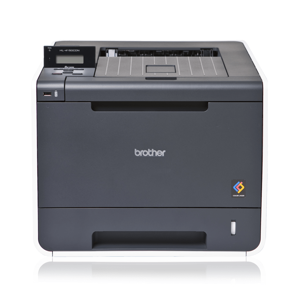 HL-4150CDN Colour Laser Printer + Duplex, Network 2
