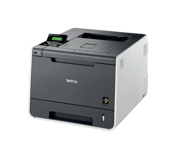 HL-4570CDW High Speed Colour Laser Printer + Network  6