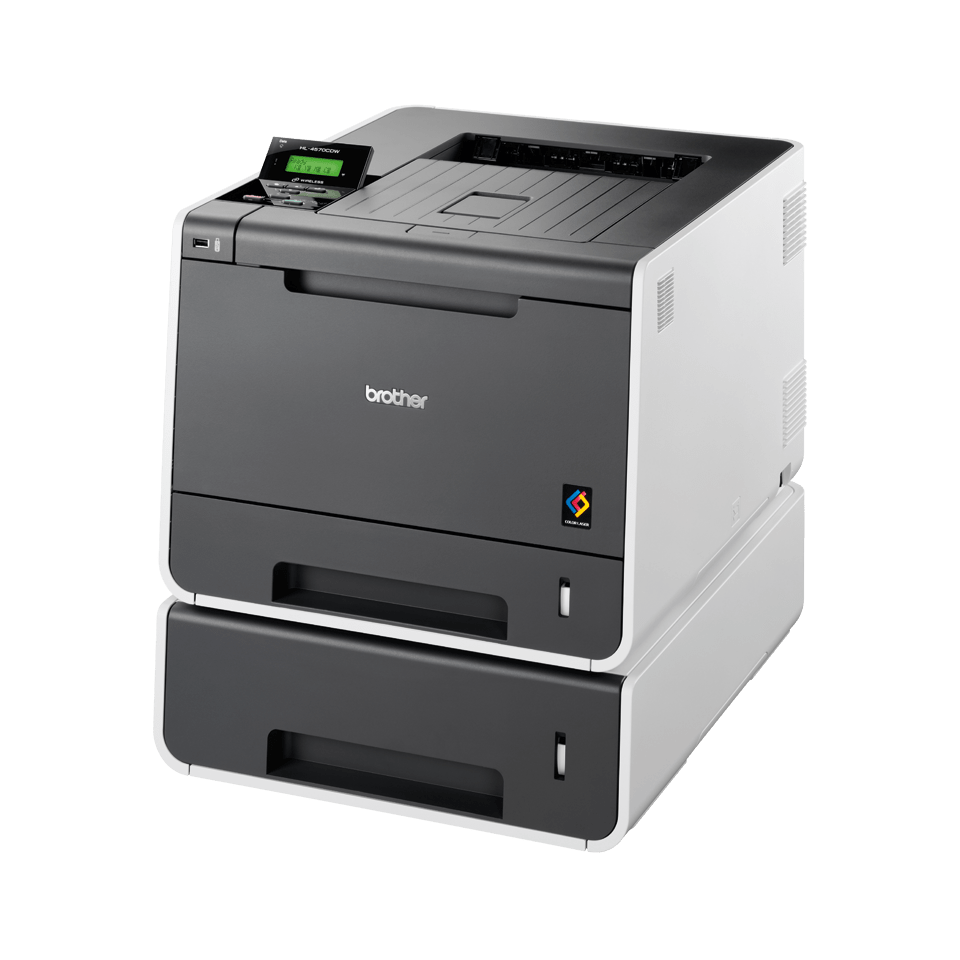 HL-4570CDW High Speed Colour Laser Printer + Network  10
