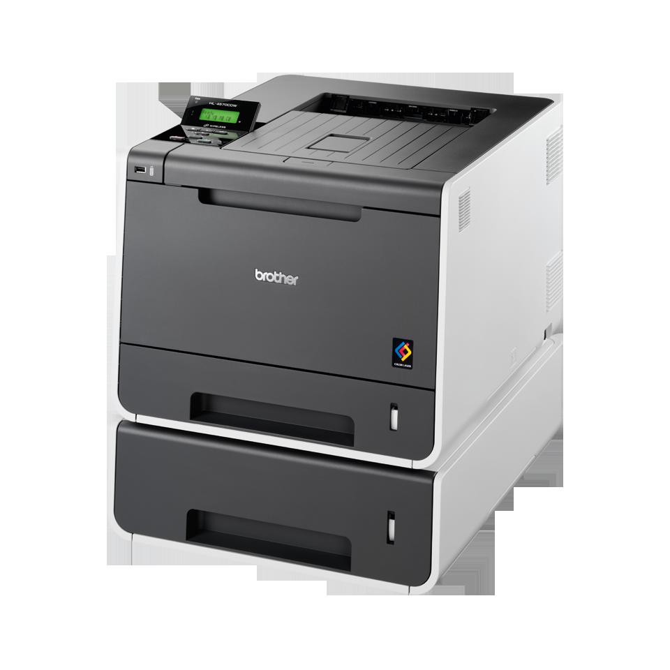 HL-4570CDW High Speed Colour Laser Printer + Network  10