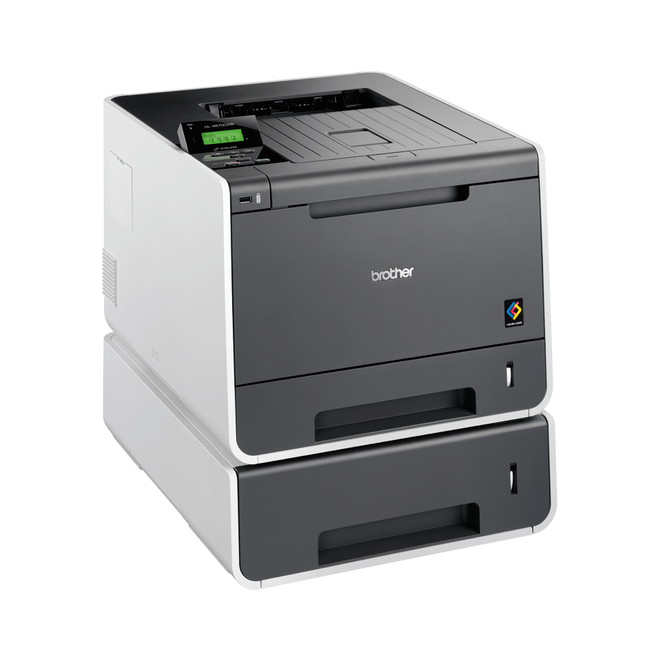 HL-4570CDW High Speed Colour Laser Printer + Network  11