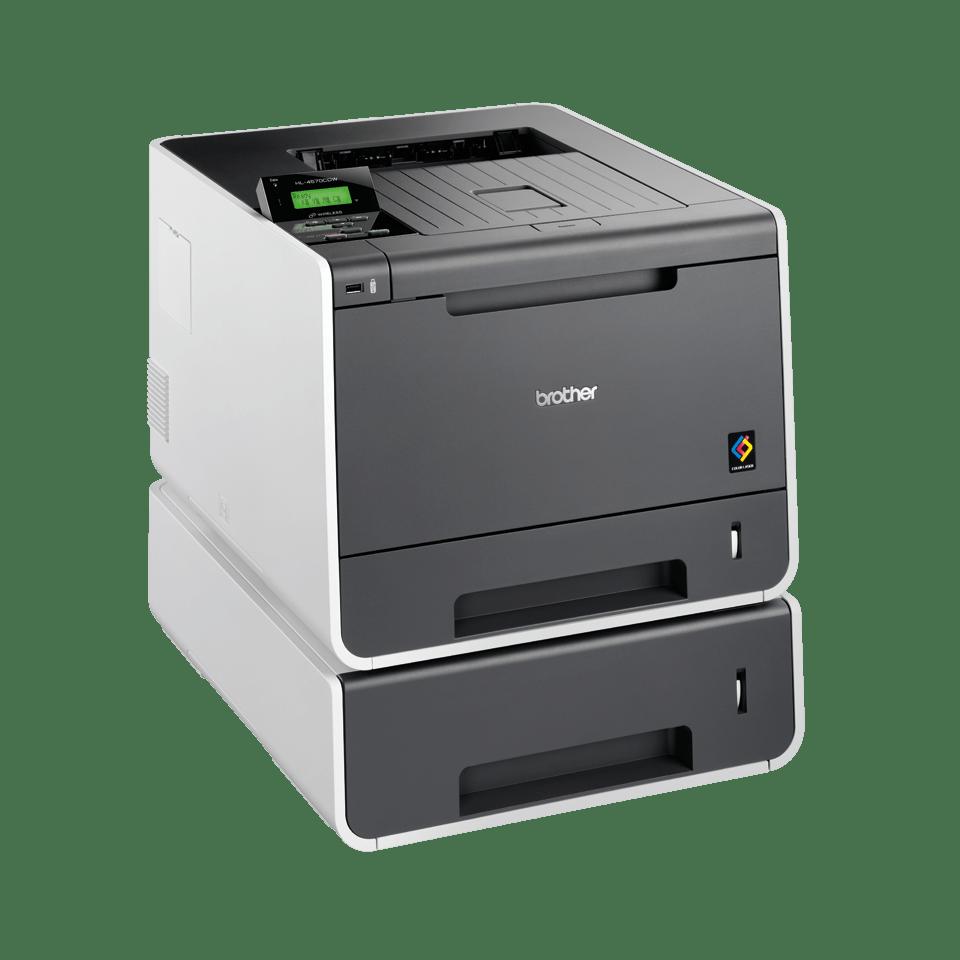 HL-4570CDW High Speed Colour Laser Printer + Network  11