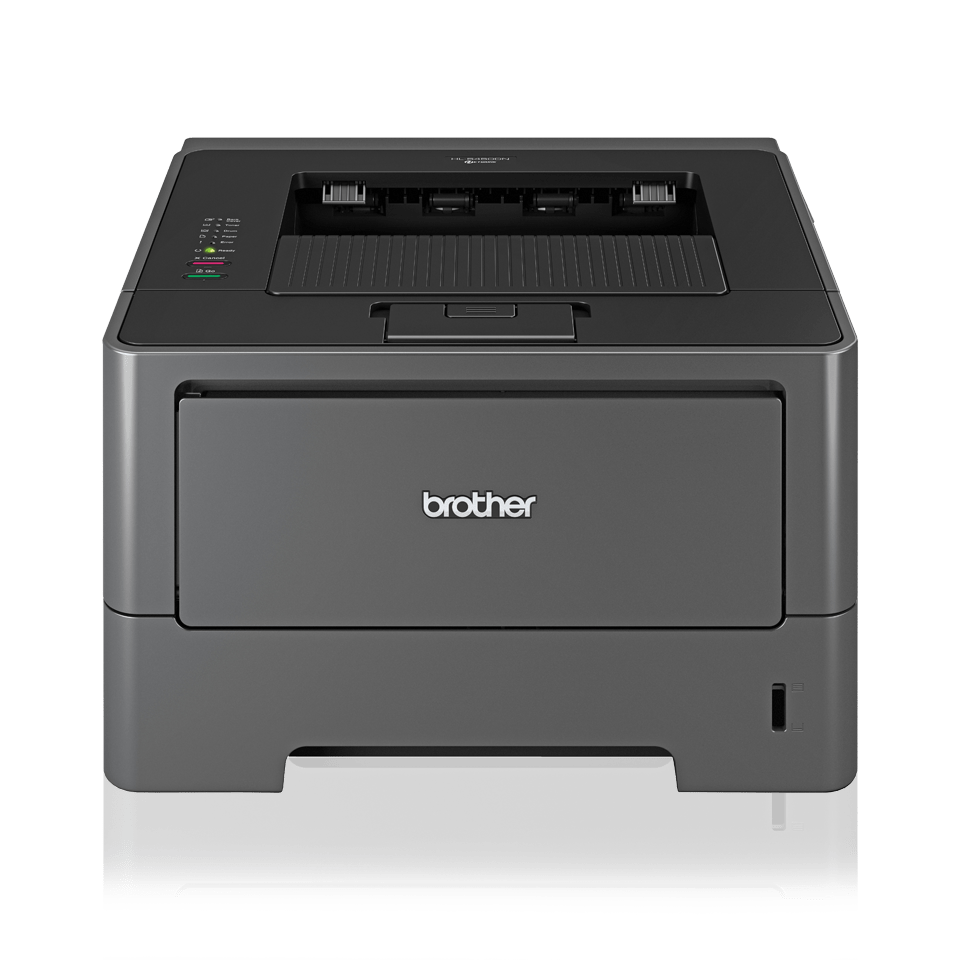 HL-5450DN High Speed Mono Laser Printer + Duplex, Network 2