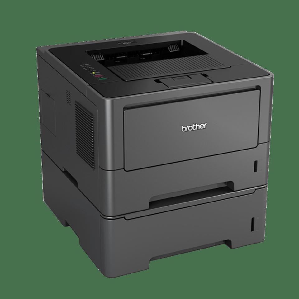 HL-5450DNT High Speed Mono Laser + Duplex, Network, Paper Tray 2