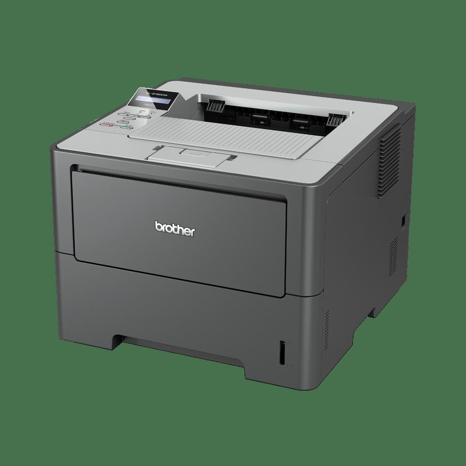 HL-6180DW High Speed Mono Laser Printer 0