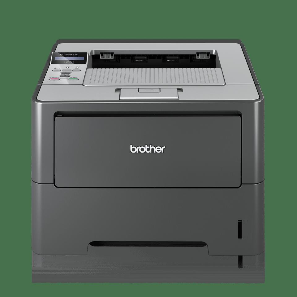 HL-6180DW High Speed Mono Laser Printer 2