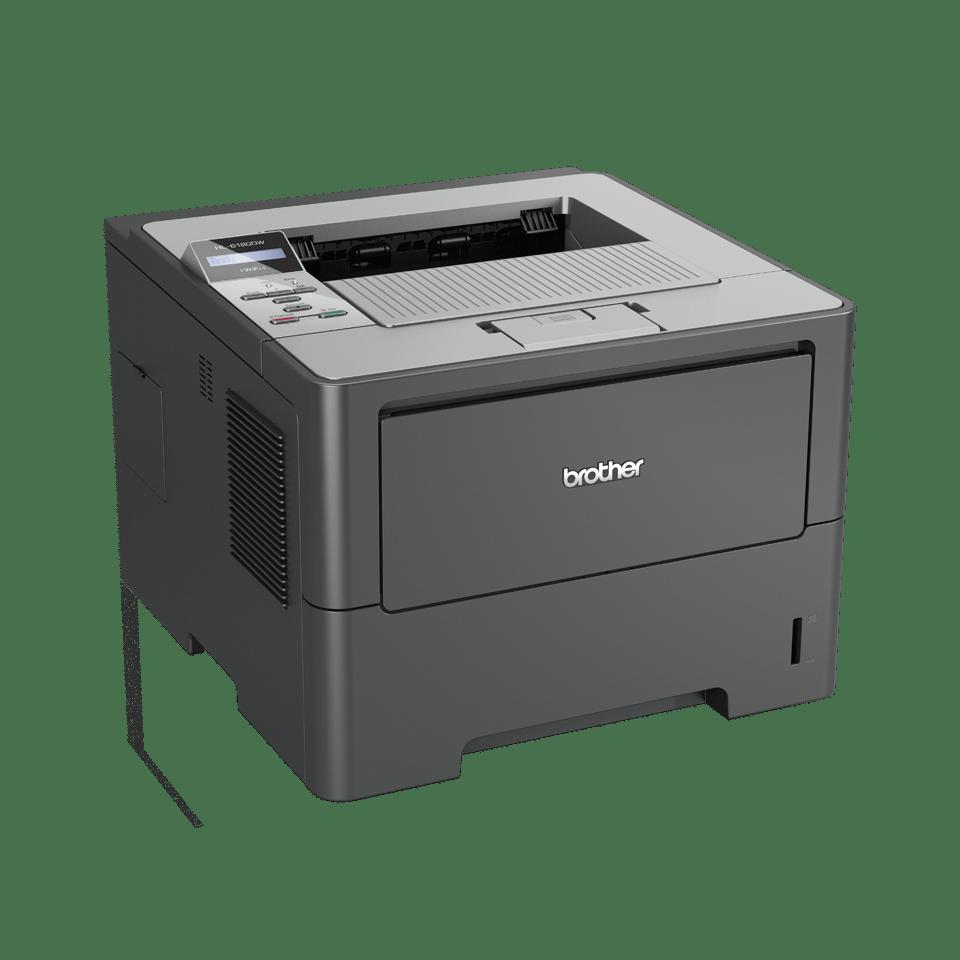 HL-6180DW High Speed Mono Laser Printer 3