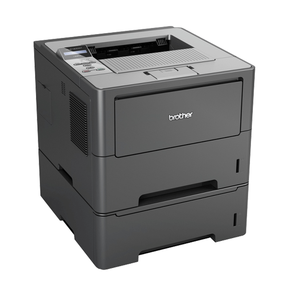 HL-6180DWT High Speed Mono Laser Printer + Paper Tray 2