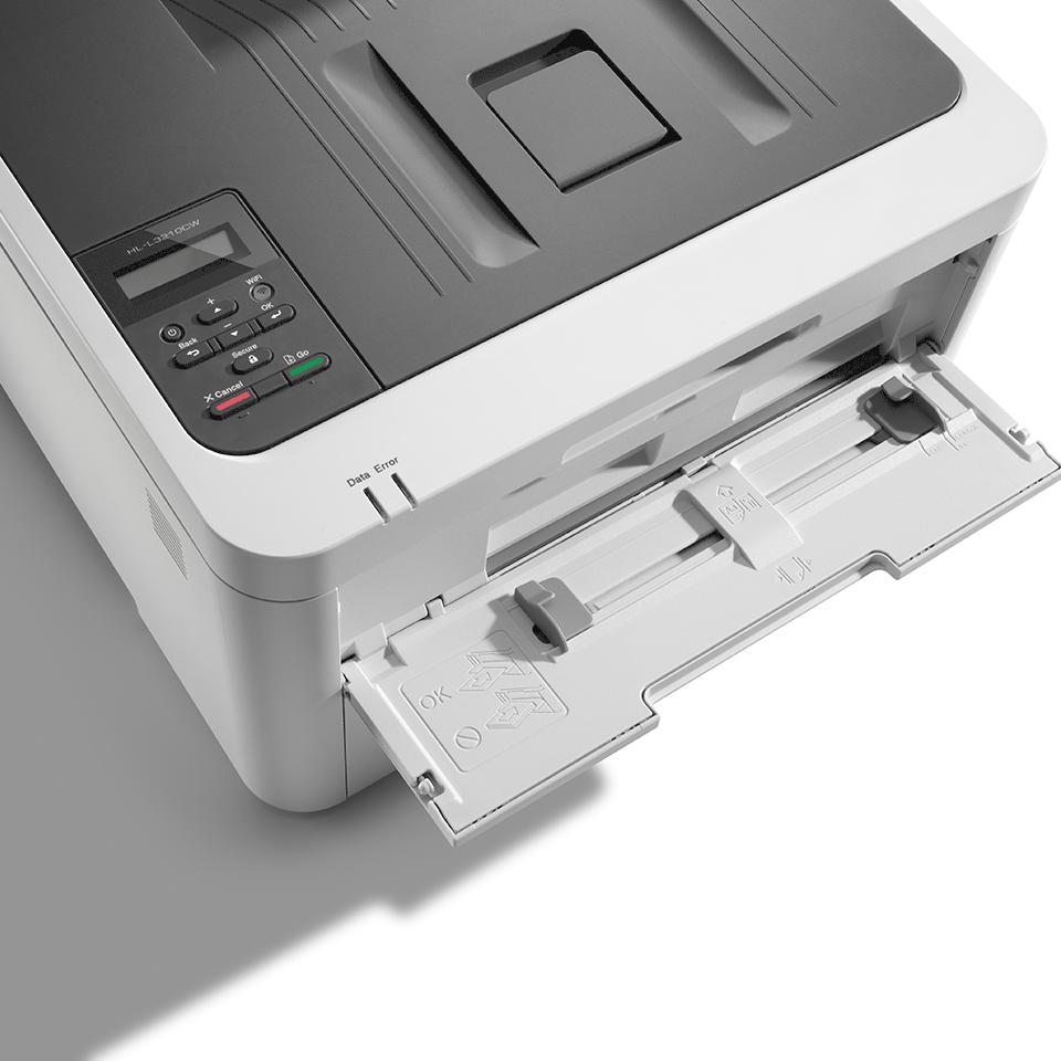 HL-L3210CW Colour Wireless LED printer 4