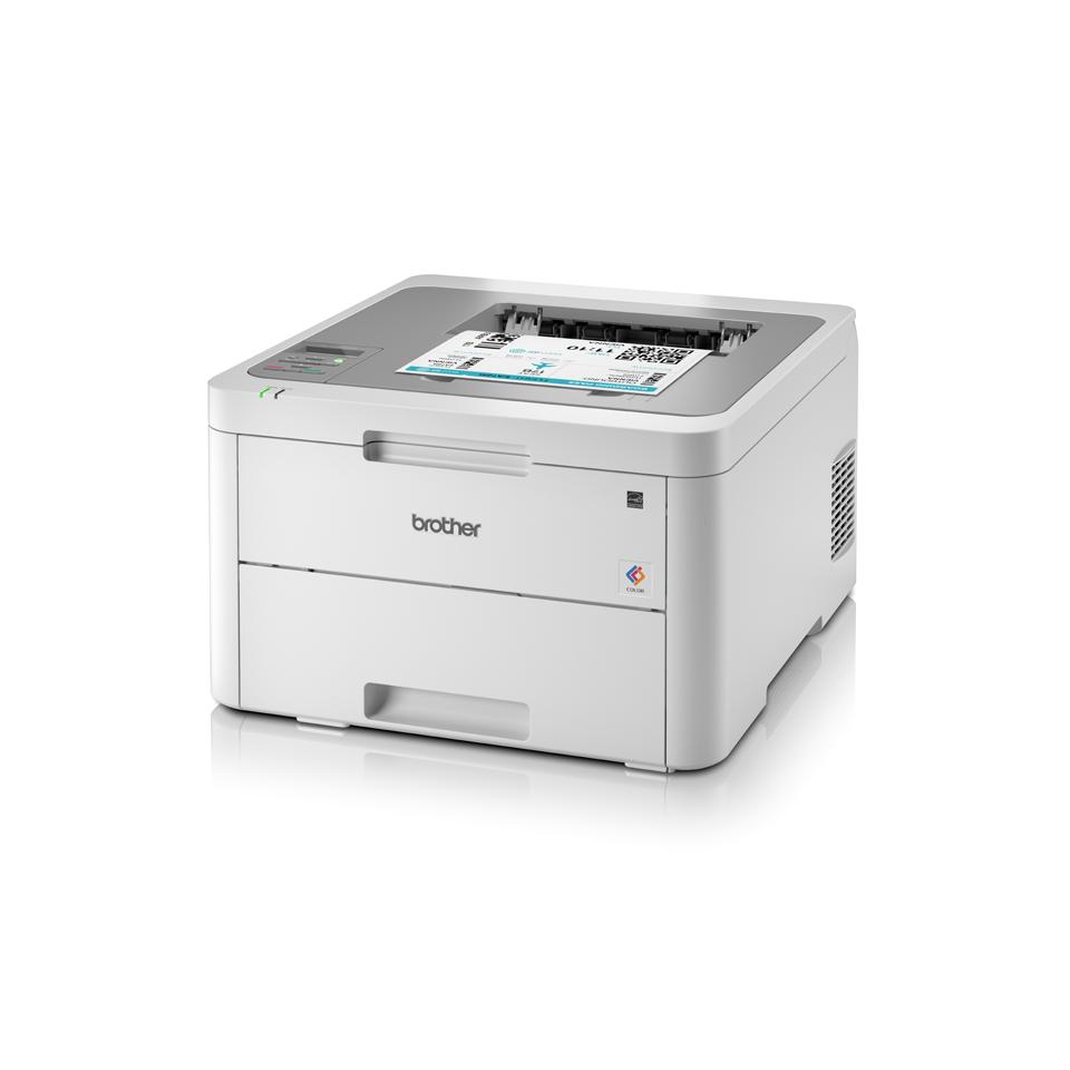 HL-L3210CW Colour Wireless LED printer 2