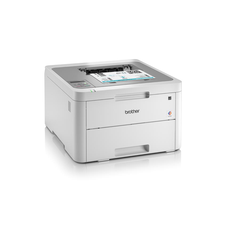 HL-L3210CW Colour Wireless LED printer 3