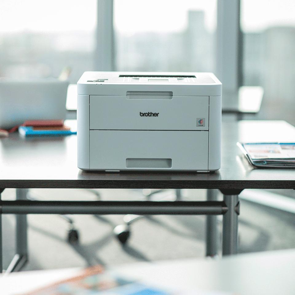 HL-L3230CDW wireless colour LED laser printer 4