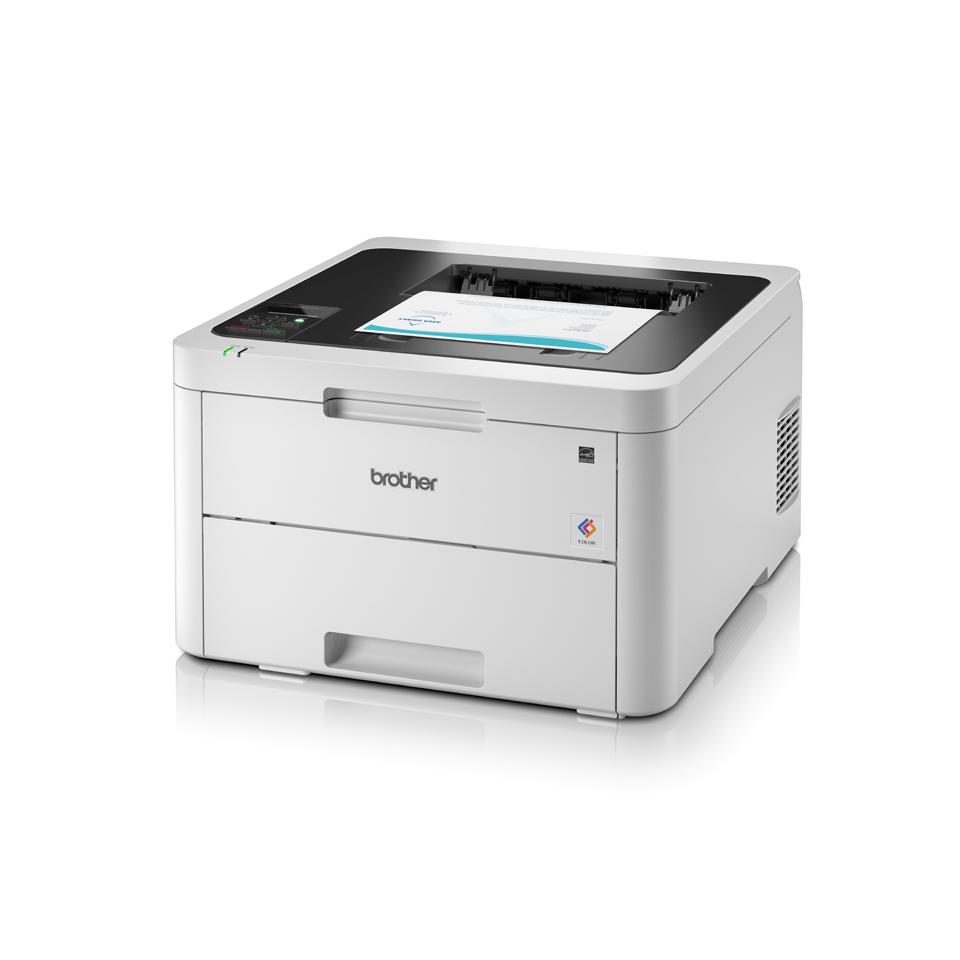 HL-L3230CDW wireless colour LED laser printer