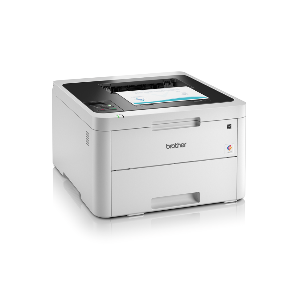HL-L3230CDW wireless colour LED laser printer 2