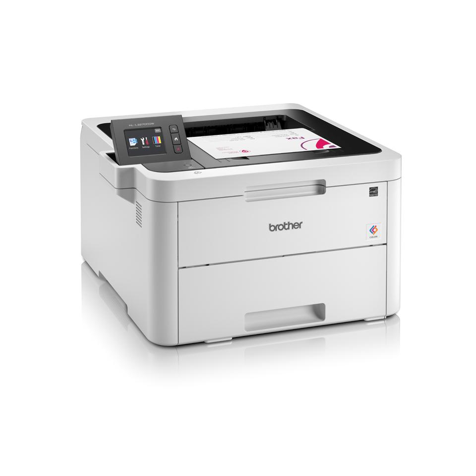 HL-L3270CDW Colour Wireless LED printer 2
