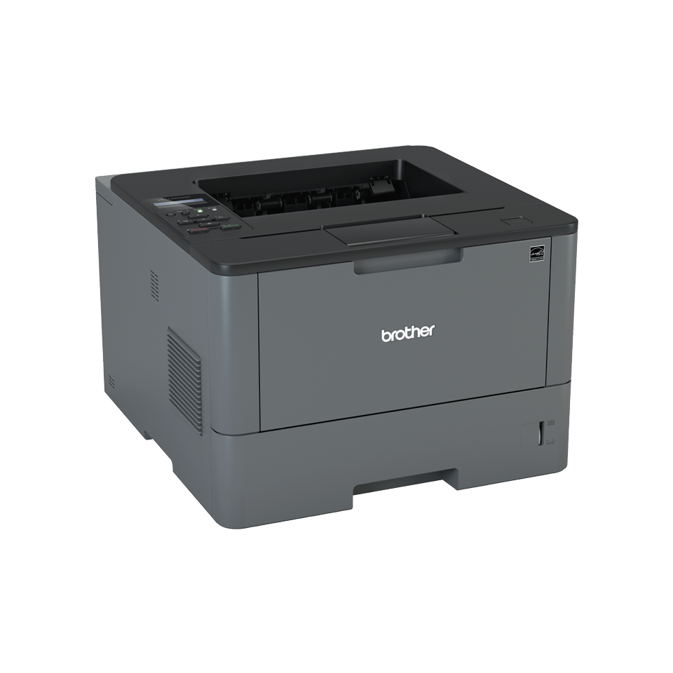 HL-L5000D Workgroup Mono Laser Printer 3