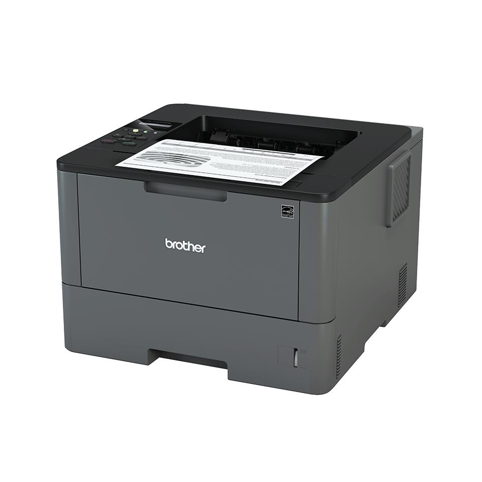 HL-L5050DN Professional mono laser printer 2
