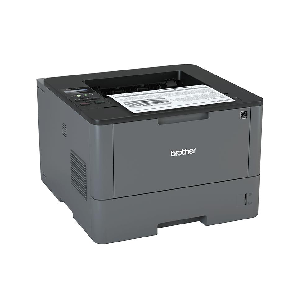 HL-L5050DN Professional mono laser printer 3