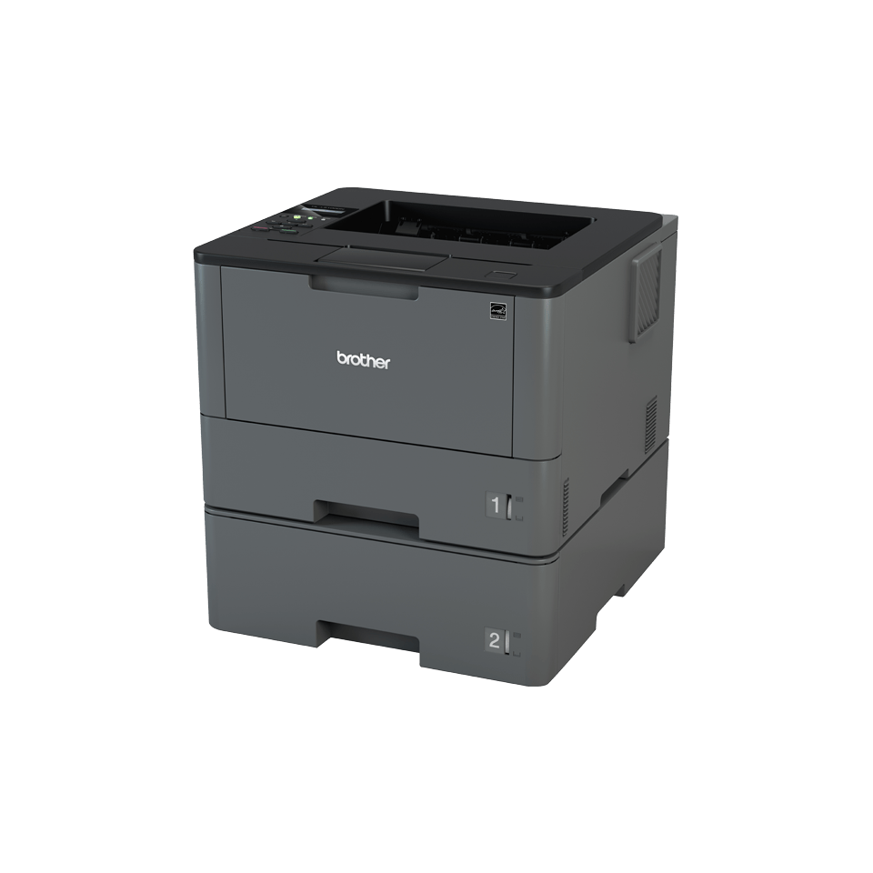 HL-L5100DNT Workgroup Mono Laser Printer + Network 0