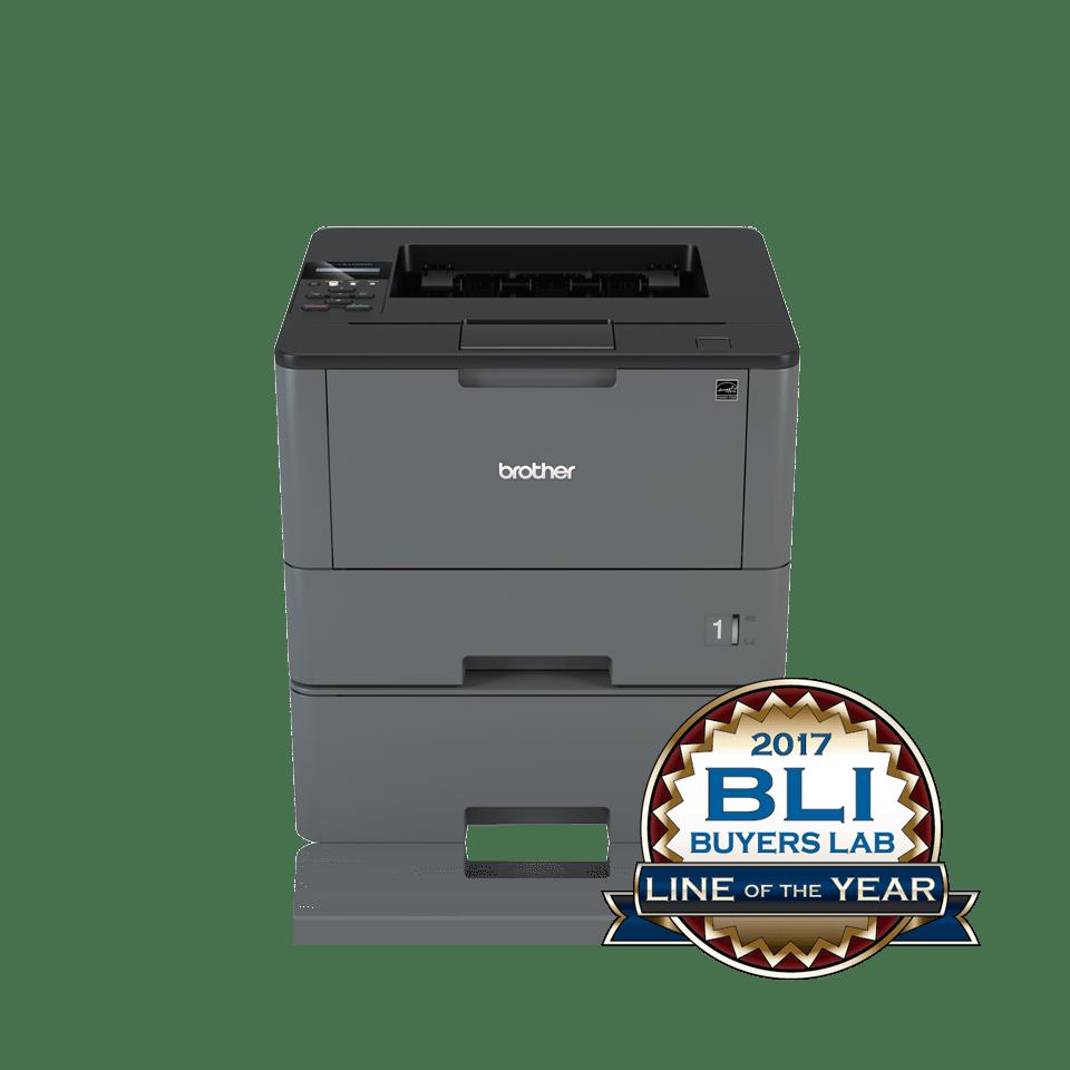HL-L5100DNT Workgroup Mono Laser Printer + Network 2