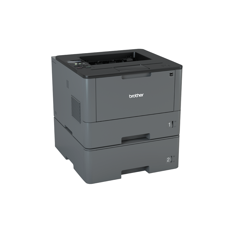 HL-L5100DNT Workgroup Mono Laser Printer + Network 3