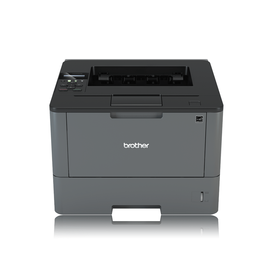 HL-L5200DW Workgroup Mono Laser Printer + WiFi 2