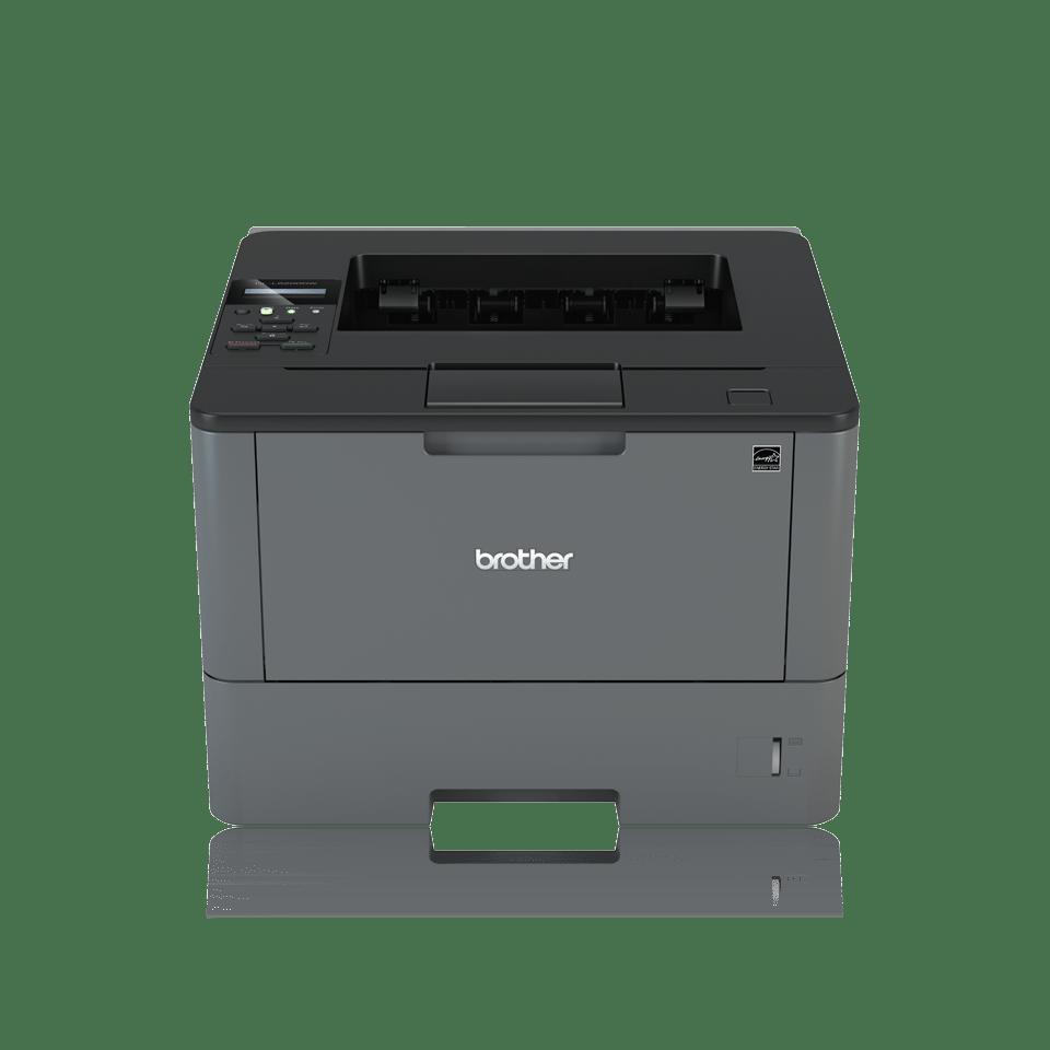 HL-L5200DW Workgroup Mono Laser Printer + WiFi 4