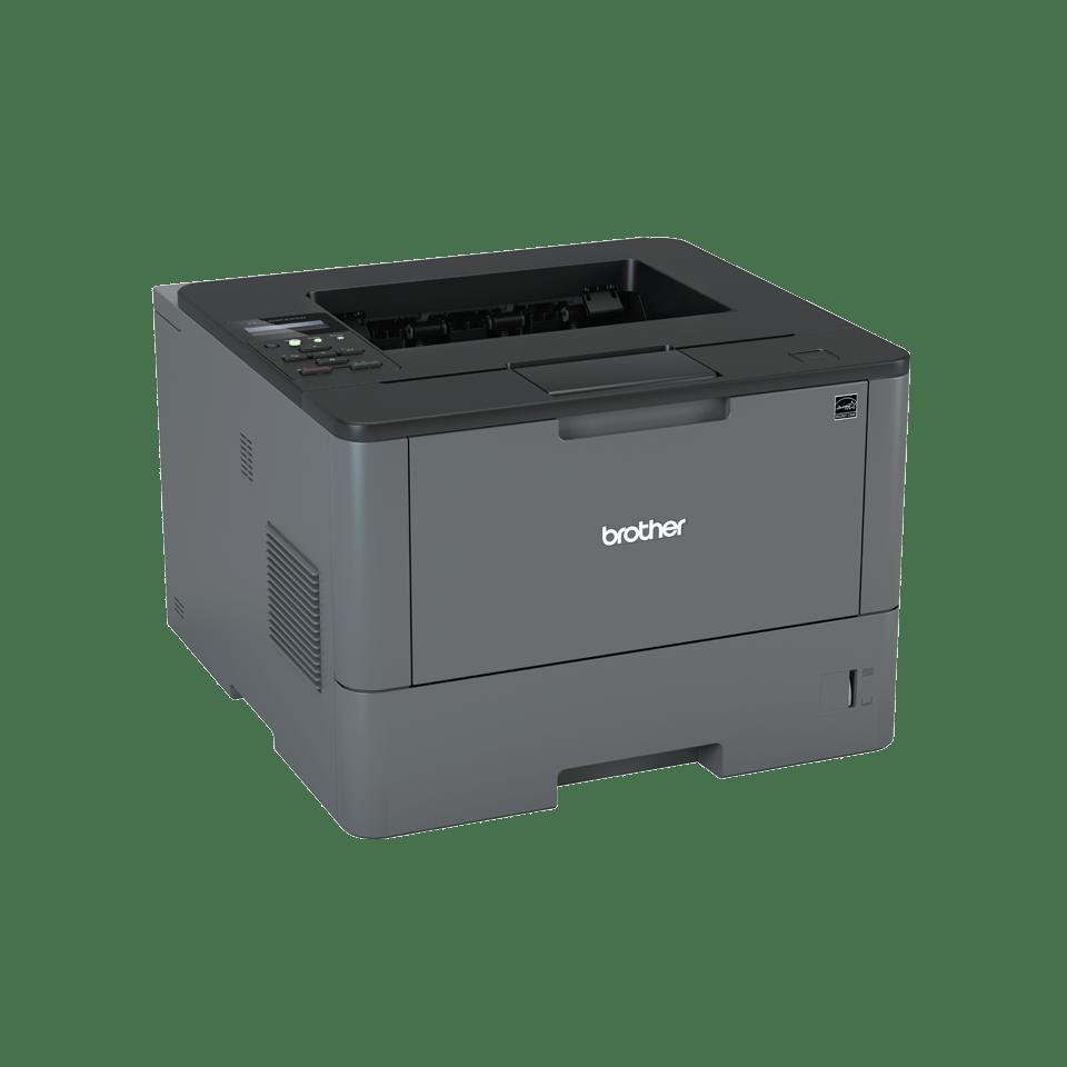 HL-L5200DW Workgroup Mono Laser Printer + WiFi 1