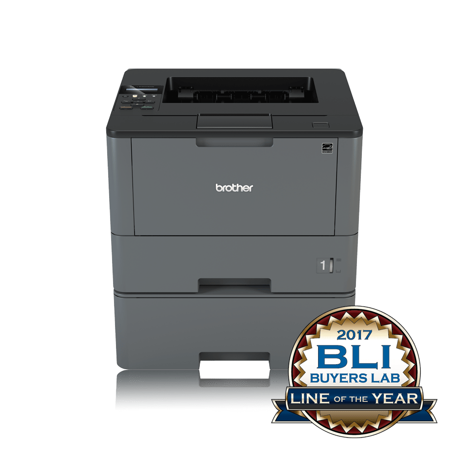 HL-L5200DWT Workgroup Mono Laser Printer + WiFi 2