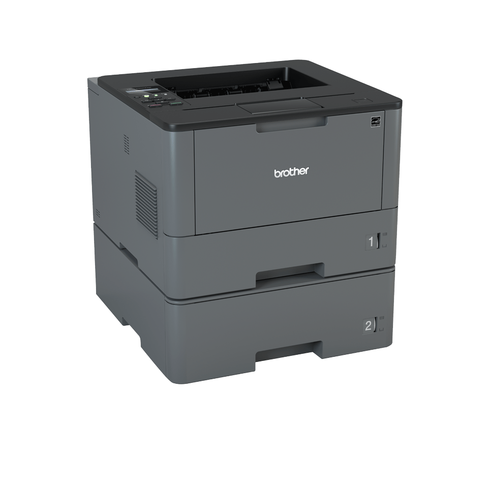 HL-L5200DWT Workgroup Mono Laser Printer + WiFi 3