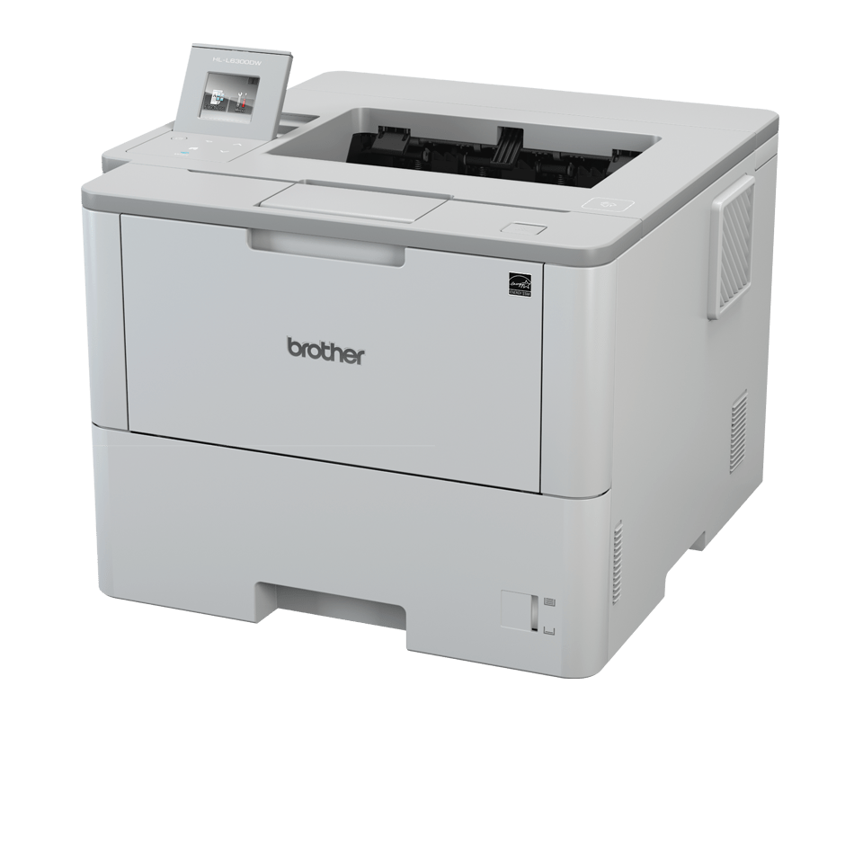 HL-L6300DW Mono Laser Workgroup Printer 2
