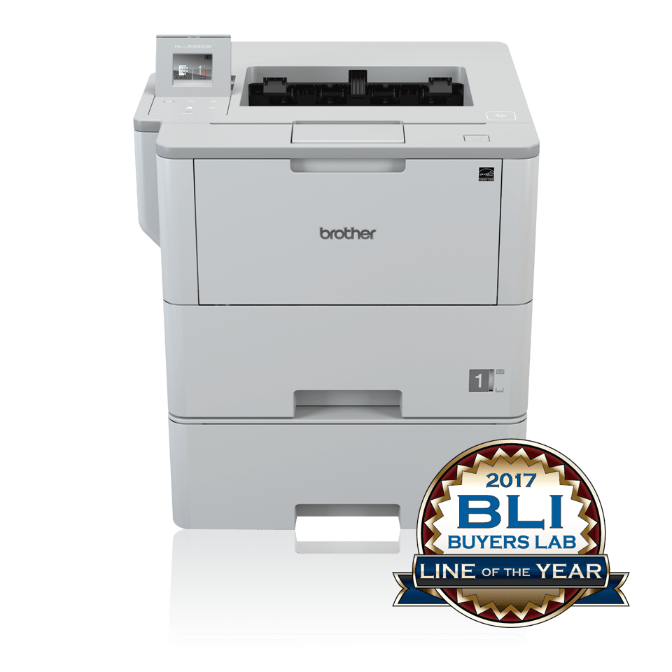 HL-L6300DWT Mono Laser Workgroup Printer