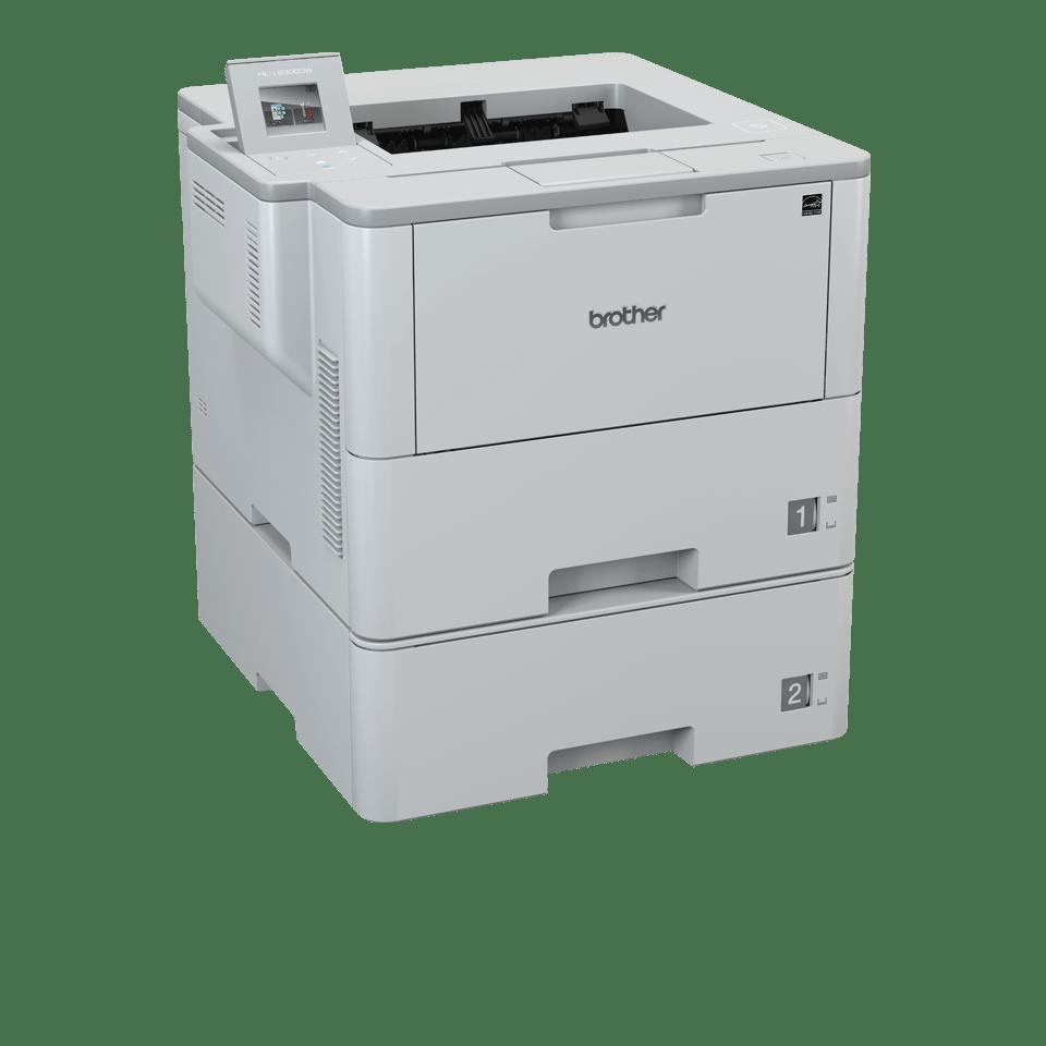 HL-L6300DWT Mono Laser Workgroup Printer 3