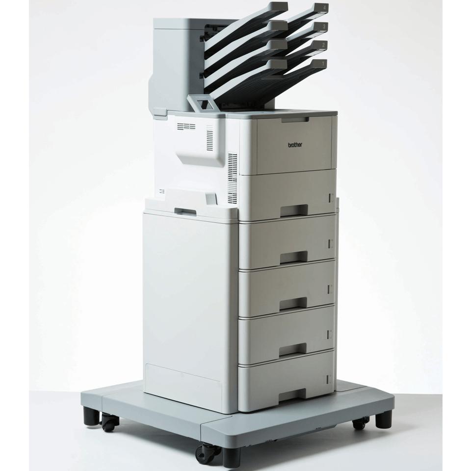HL-L6400DW Mono Laser Workgroup Printer 4