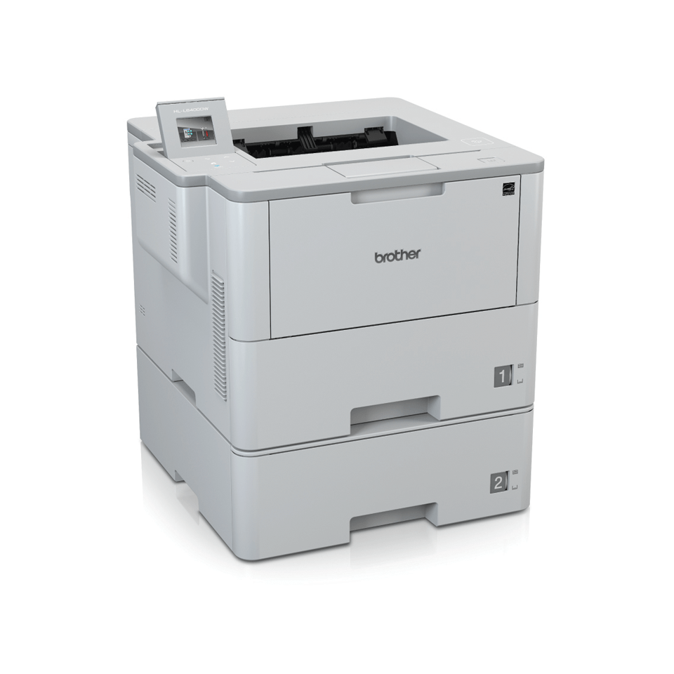 HL-L6400DW Mono Laser Workgroup Printer 5