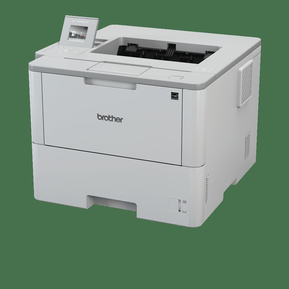 HL-L6400DW Mono Laser Workgroup Printer 2