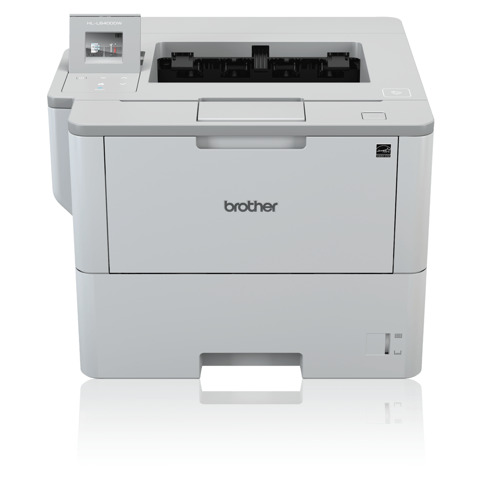HLL6400DW front view with iF and BLI award logos