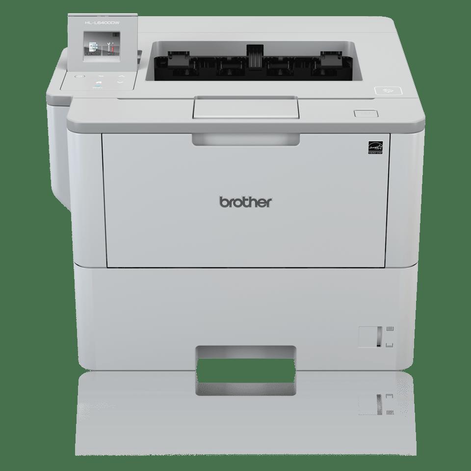 HL-L6400DW Mono Laser Workgroup Printer 6