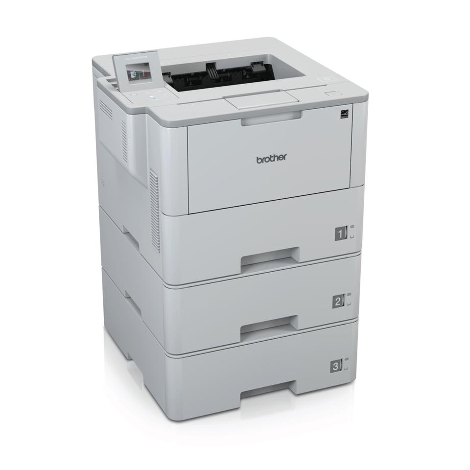 HL-L6400DWT Mono Laser Printer + WiFi 4